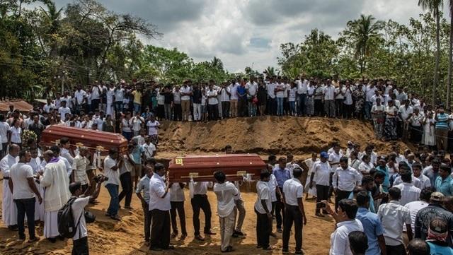 IS có thể đang lên kế hoạch tấn công tại châu Á sau vụ đánh bom ở Sri Lanka - 1