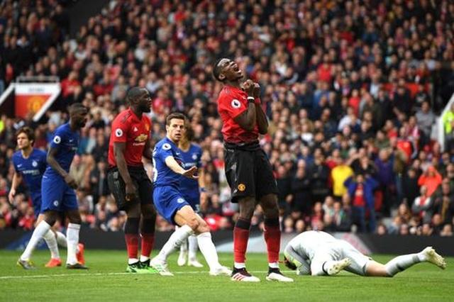 Man Utd 1-1 Chelsea: De Gea lại gây họa - 6