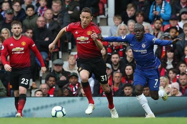 Man Utd 1-1 Chelsea: De Gea lại gây họa - 2