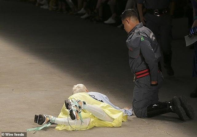 Người mẫu đột tử trên sàn diễn ở tuổi 26 nghi do mắc bệnh bẩm sinh - 2