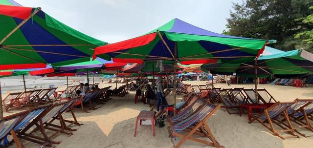 """Hải Phòng """"cấm cửa"""" việc tự ý cho thuê vỉa hè, bãi biển tại Đồ Sơn để kinh doanh - 1"""