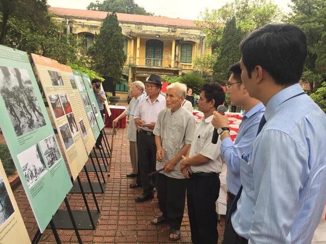 Nhiều hoạt động mừng ngày 30/4, 1/5 và 65 năm chiến thắng Điện Biên Phủ - 1