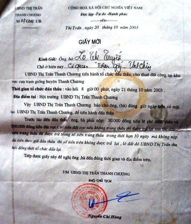 Nghệ An: Dân bất bình khi hàng loạt ki ốt bị giải tỏa để phân lô, đấu giá! - 6