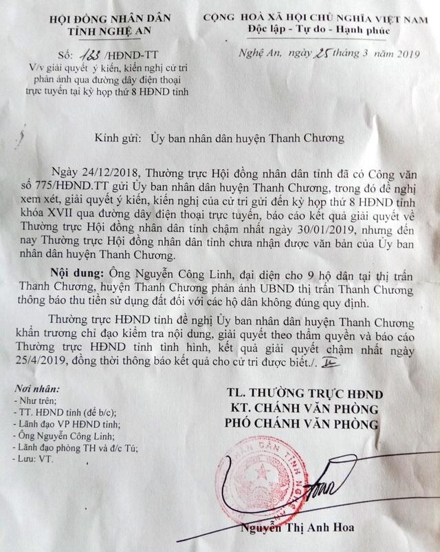 Nghệ An: Dân bất bình khi hàng loạt ki ốt bị giải tỏa để phân lô, đấu giá! - 10