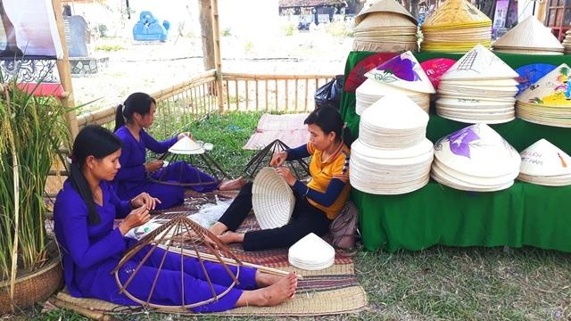 Chiêm ngưỡng Không gian Nghề truyền thống 3 miền hội tụ tại Huế - 7