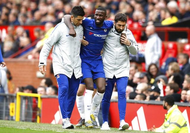 Man Utd 1-1 Chelsea: De Gea lại gây họa - 5