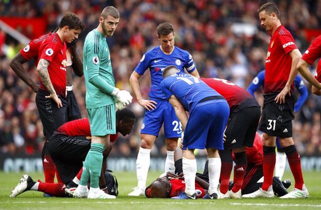 Man Utd 1-1 Chelsea: De Gea lại gây họa - 3