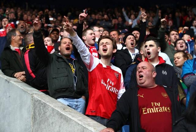 Nhìn lại trận thua tan tác của Arsenal trên sân Leicester - 3