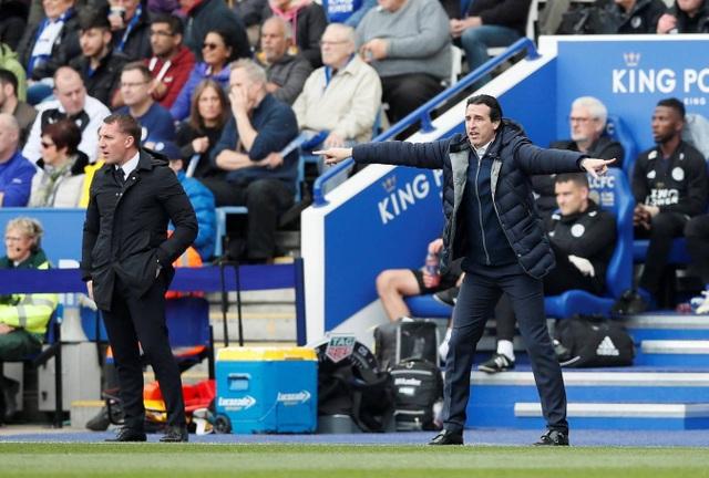 Nhìn lại trận thua tan tác của Arsenal trên sân Leicester - 4