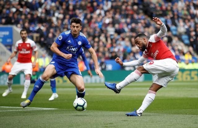 Nhìn lại trận thua tan tác của Arsenal trên sân Leicester - 6