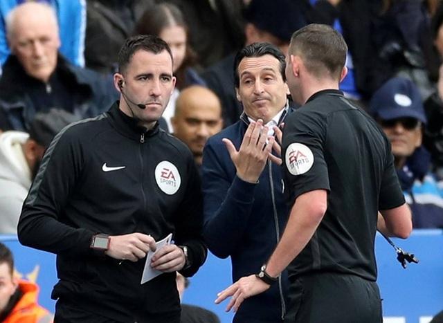 Nhìn lại trận thua tan tác của Arsenal trên sân Leicester - 14
