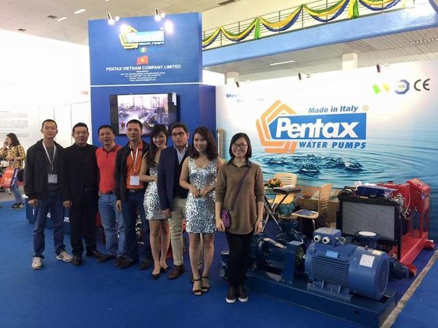 Pentax SPA Italy - Máy bơm nước phục vụ trong mọi lĩnh vực đời sống - 1