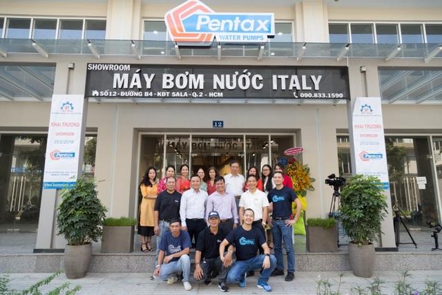 Pentax SPA Italy - Máy bơm nước phục vụ trong mọi lĩnh vực đời sống - 2