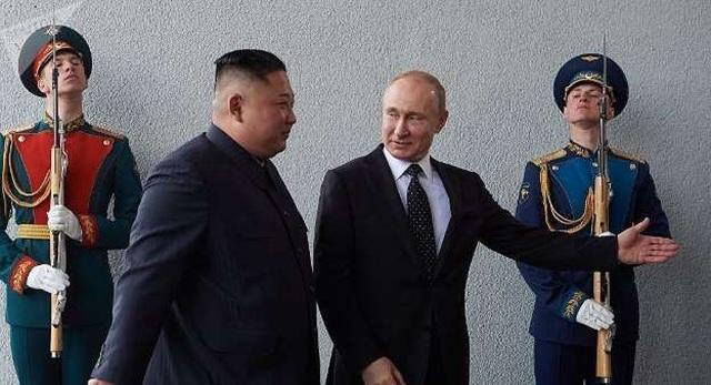 Tổng thống Putin cân nhắc xây cầu nối Nga và Triều Tiên - 1