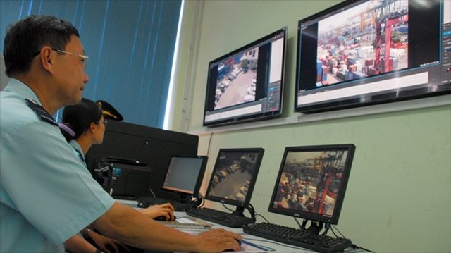 Mất 714 triệu đồng chỉ để bảo dưỡng camera của hải quan tại ga T2 Nội Bài - 1