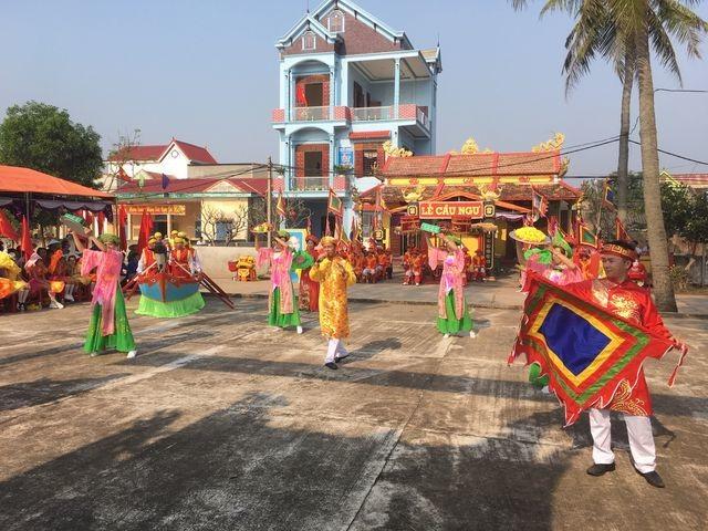 Trao Bằng Di sản Văn hóa phi vật thể Quốc gia cho Lễ hội Cầu Ngư tại Quảng Bình - 3