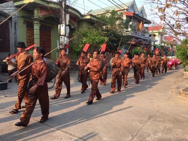 Trao Bằng Di sản Văn hóa phi vật thể Quốc gia cho Lễ hội Cầu Ngư tại Quảng Bình - 4