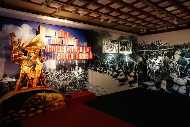 Nhiều hoạt động mừng ngày 30/4, 1/5 và 65 năm chiến thắng Điện Biên Phủ - 2