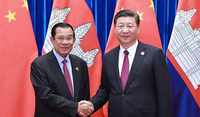 Trung Quốc viện trợ 89 triệu USD, sẵn sàng giúp Campuchia nếu EU trừng phạt - 1