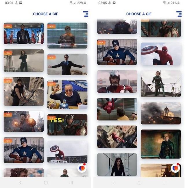 """Ứng dụng độc đáo giúp tự biến chính mình thành các siêu anh hùng """"Avengers"""" - 5"""