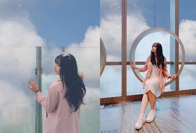 """""""Sống ảo trên mây"""" ở Đài quan sát Skyview cao nhất Đông Nam Á - 2"""