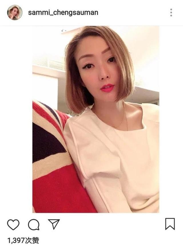 Trịnh Tú Văn khoe ảnh mới, tự động viên sau scandal ngoại tình của chồng - 1