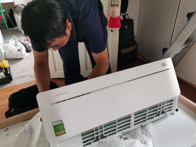 TPHCM: Hốt bạc nhờ lắp máy lạnh xuyên ngày nghỉ lễ - 3