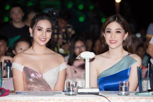 """Tiểu Vy, Phương Nga, Thuý An """"tướt mồ hôi"""" tìm sứ giả du lịch cho Ninh Thuận - 2"""