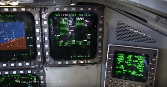 """Bên trong máy bay ném bom tàng hình """"bóng ma bầu trời"""" B-2 của Mỹ - 2"""