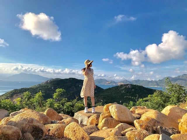 """Khám phá hoang đảo """"Robinson"""" – thiên đường ẩn giấu ít người biết ở Cam Ranh - 4"""