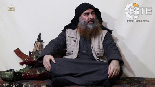 Thủ lĩnh tối cao IS lần đầu tái xuất sau 5 năm - 1