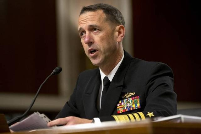 Mỹ cảnh báo cứng rắn với tàu cá, tàu tuần duyên Trung Quốc - 1