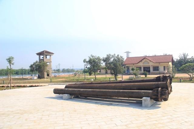 Khánh thành công trình tôn tạo bờ Nam di tích Quốc gia Hiền Lương - Bến Hải - 4