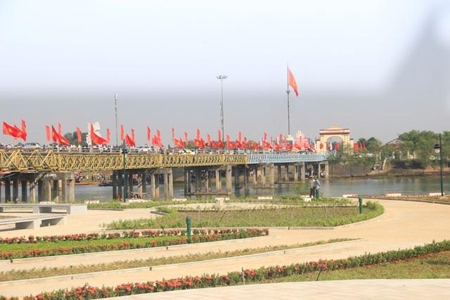 Khánh thành công trình tôn tạo bờ Nam di tích Quốc gia Hiền Lương - Bến Hải - 7