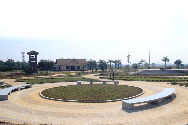 Khánh thành công trình tôn tạo bờ Nam di tích Quốc gia Hiền Lương - Bến Hải - 6