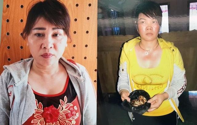 Khởi tố hai người phụ nữ dàn cảnh đánh ghen cướp vàng - 1