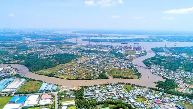 5 tỷ USD chảy vào khu Nam Sài gòn, bất động sản bùng nổ - 1