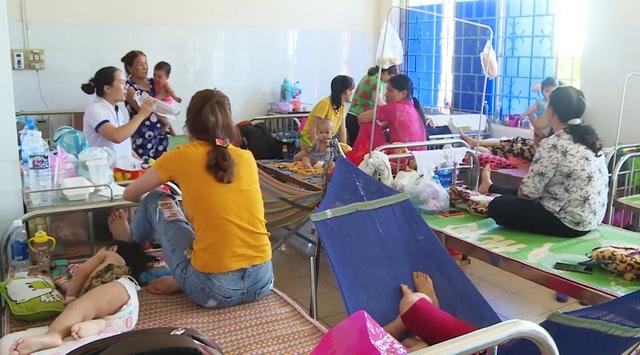 Bệnh nhân sốt xuất huyết ở Phú Yên tăng gấp 7 lần so với cùng kỳ - 2