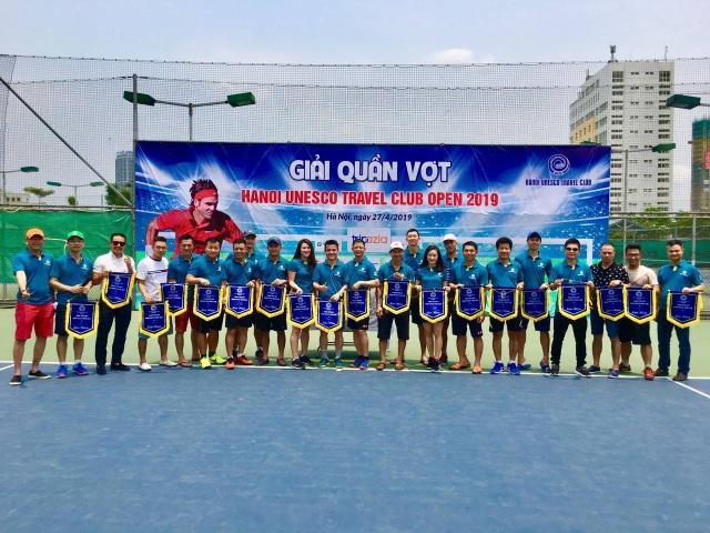 Giải Tennis du lịch lần đầu tiên được tổ chức tại Hà Nội - 1