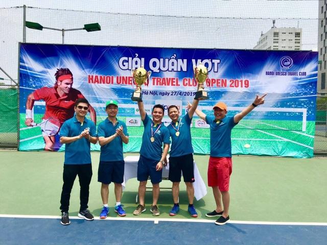 Giải Tennis du lịch lần đầu tiên được tổ chức tại Hà Nội - 2