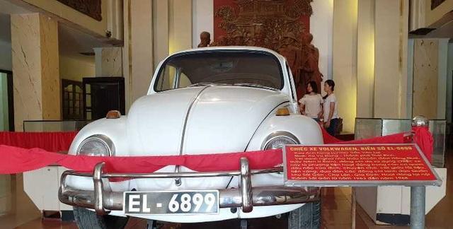 """Chuyện về chiếc xe Volkwagen của ông """"trùm"""" thầu khoán Mai Hồng Quế - 1"""