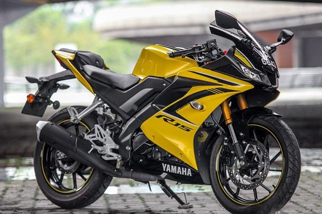 Yamaha YZF-R15 phiên bản 2019 ra mắt thị trường Đông Nam Á - 7