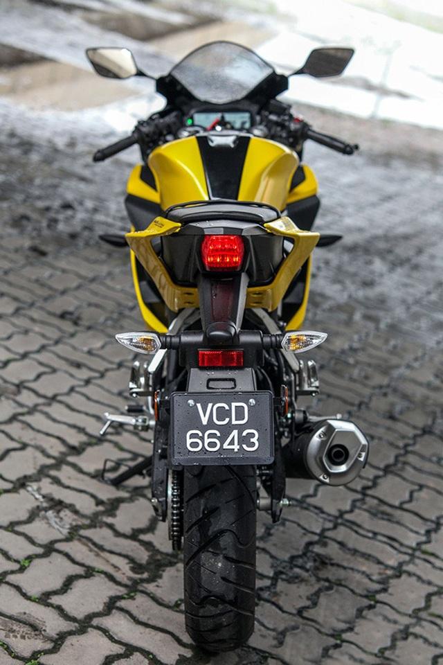 Yamaha YZF-R15 phiên bản 2019 ra mắt thị trường Đông Nam Á - 9