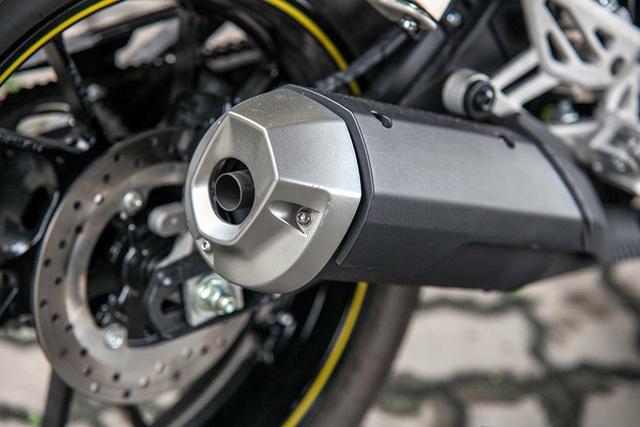 Yamaha YZF-R15 phiên bản 2019 ra mắt thị trường Đông Nam Á - 5