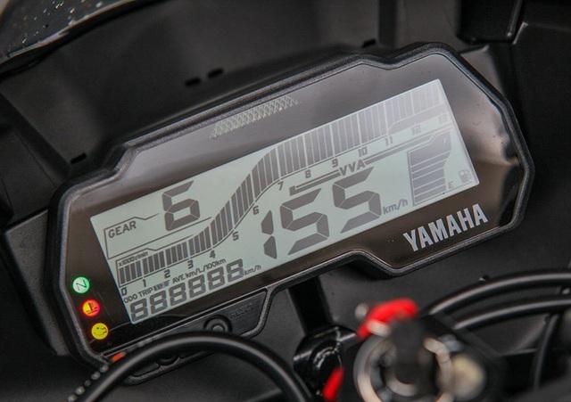 Yamaha YZF-R15 phiên bản 2019 ra mắt thị trường Đông Nam Á - 11