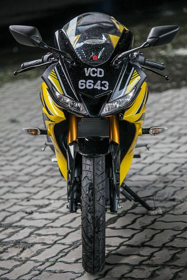 Yamaha YZF-R15 phiên bản 2019 ra mắt thị trường Đông Nam Á - 8