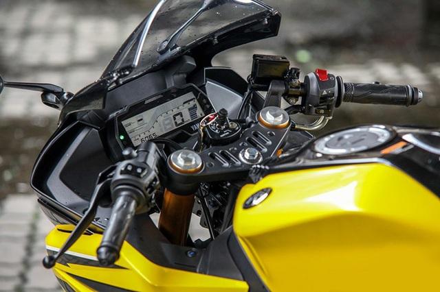 Yamaha YZF-R15 phiên bản 2019 ra mắt thị trường Đông Nam Á - 10