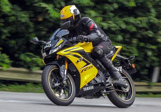 Yamaha YZF-R15 phiên bản 2019 ra mắt thị trường Đông Nam Á - 19