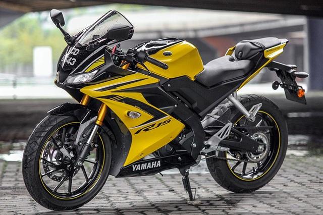 Yamaha YZF-R15 phiên bản 2019 ra mắt thị trường Đông Nam Á - 6