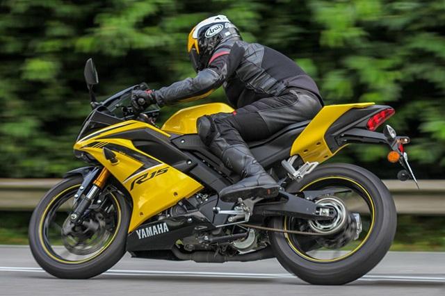 Yamaha YZF-R15 phiên bản 2019 ra mắt thị trường Đông Nam Á - 2
